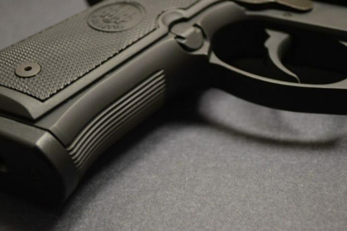 Beretta M9 9mm Frontstrap