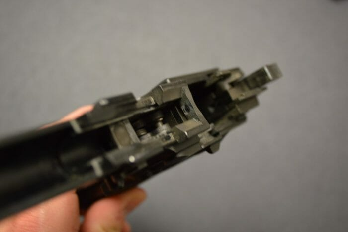 Beretta M9 Frame Locking Block