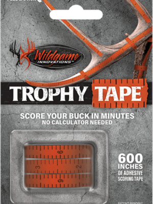 Trophy Tape lets you ditch the tape measure