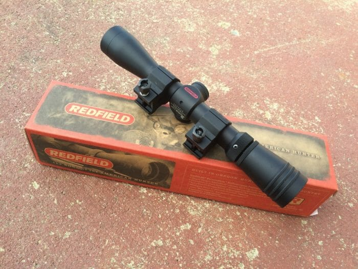 Redfield Revolution Primary Arms Scope Rings
