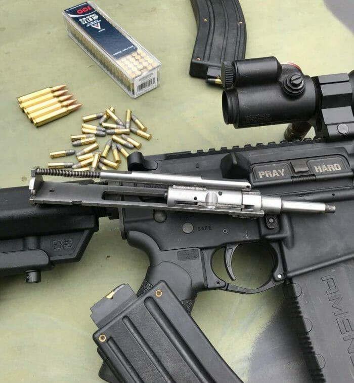 CMMG .22 LR AR-15 Conversion Kit