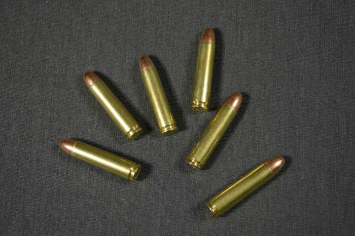 Aguila 110 grain .30 Carbine FMJ