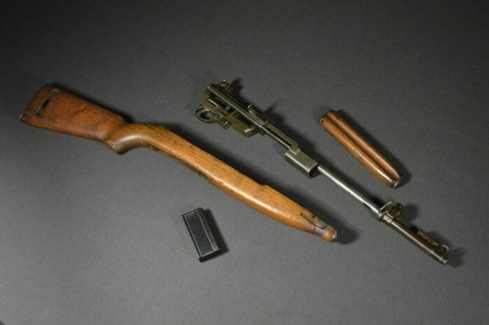 M1 Carbine Disassembly