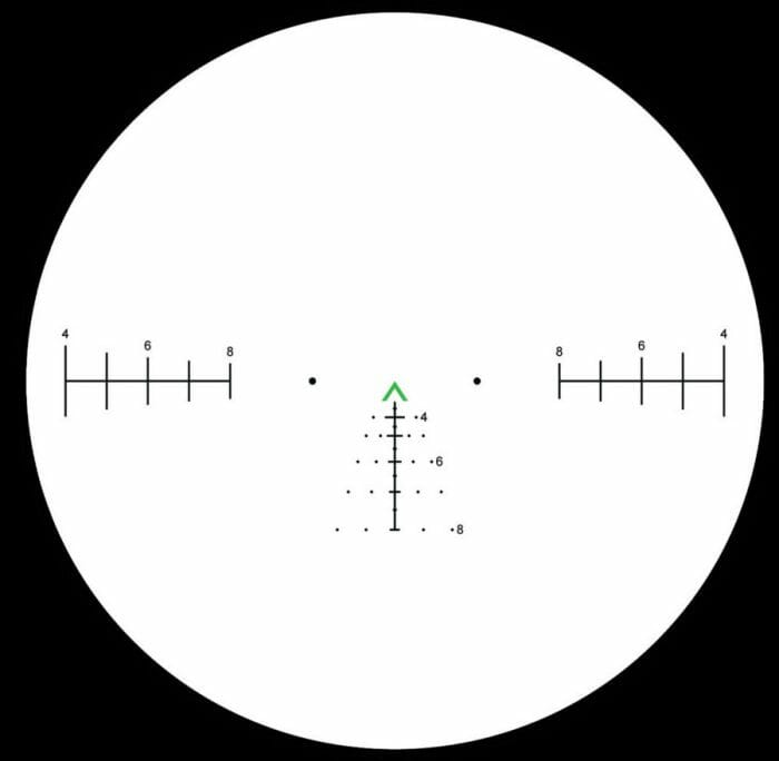 ACSS Aurora reticle