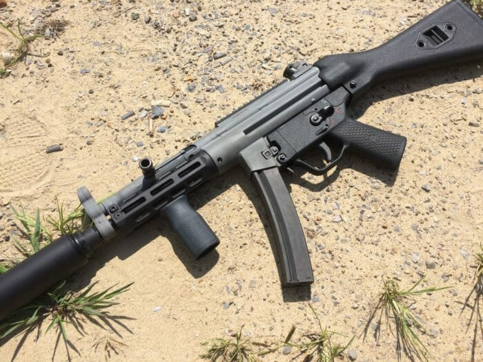 Brethren Armament BAP9 MP5