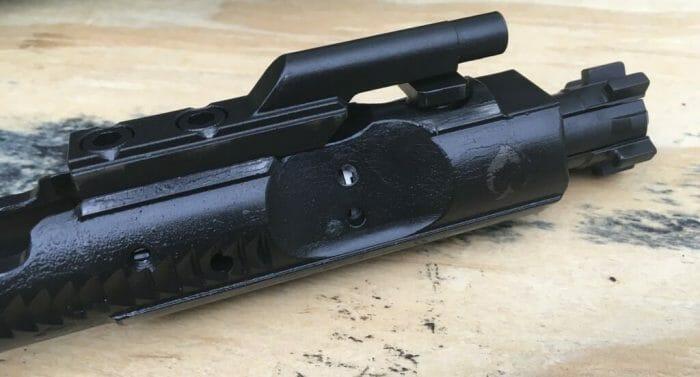 Gemtech Integra 5.56 silencer