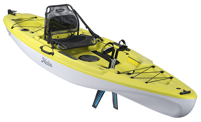 Hobie Mirage Passport 12 Fishing Kayak