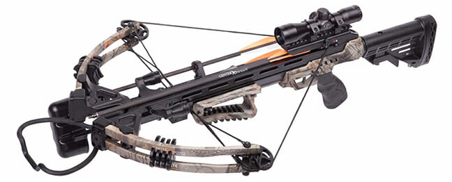 CenterPoint Sniper Elite 370 Crossbow
