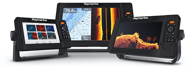 Raymarine Element HV 7 Sonar/GPS