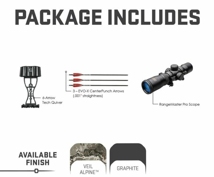 TenPoint Viper S400 Ready-To-Hunt Package