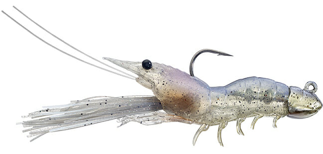 LIVETARGET Fleeing Shrimp